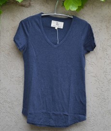 T'shirt plain denim