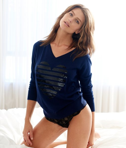 Sweater-navy-sequin-heart2