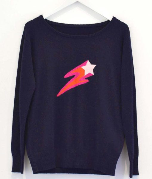 Shooting-Star-Sweater Sophie Moran 1020×1200