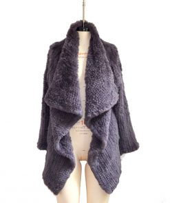 Sheared Long Fur Coat