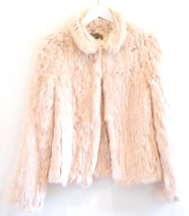 Night time Jacket Blush