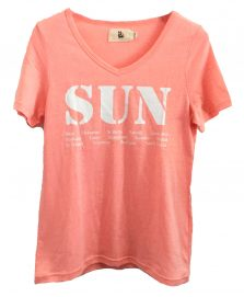 Sun cotton Tee Shirt