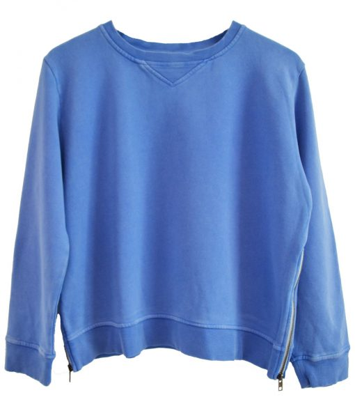 zip-sweater-blue-plain