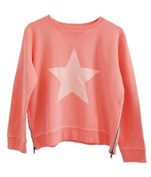 zip-sweater-peach-star