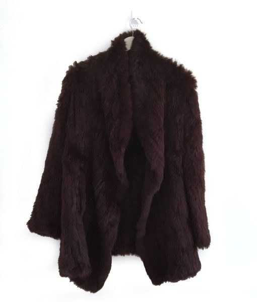 Relaxed Jacket Claret