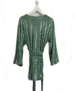 Sage Green Party Dress