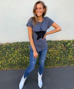 Sequin Star tshirt
