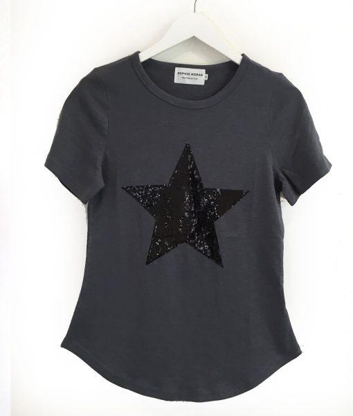 Sequin Star tee shirt