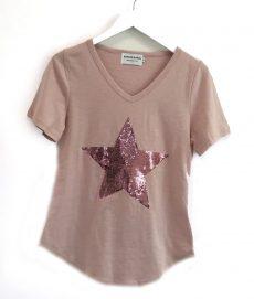 Dusky Pink T'Shirt