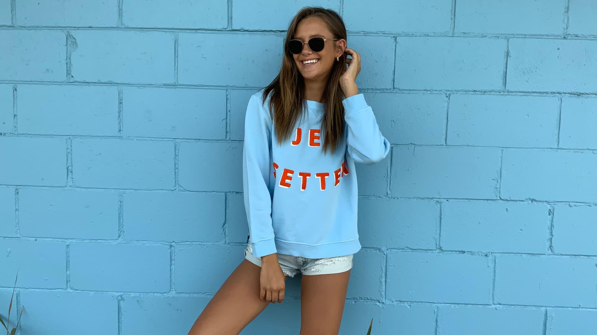 Jet Setter Sweater