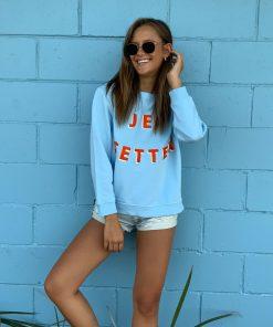Zip Sweatshirt Jet Setter