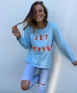 Blue Jet Setter Sweeter