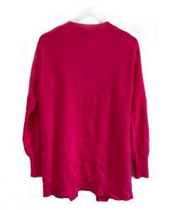 weekend cardigan red
