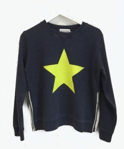 Yellow Star Sweater