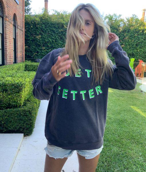 Jetsetter sweater