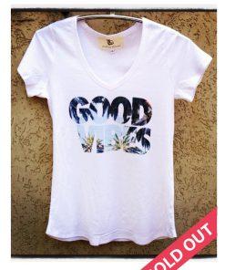 goodvibes tshirt
