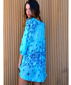 Cotton Kaftan - Butterfly