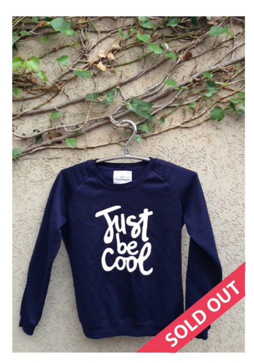 just be cool navy