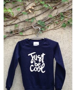 just be cool sweater navy